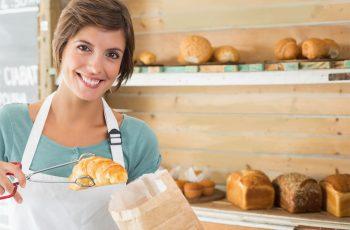6 maneiras diferentes de expor os pães
