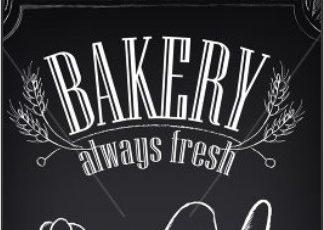 Ideias para criar um quadro de giz para sua padaria