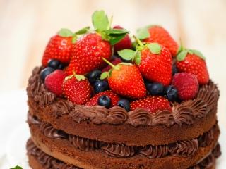 Tortas com frutas: dicas e ideias