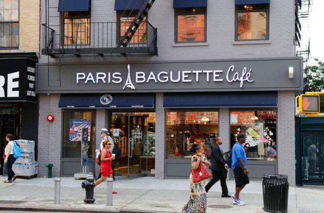 Paris Baguette: Um pedaço de Paris em NY