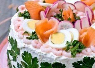 Ideia para sua padaria: Sandwich Cake