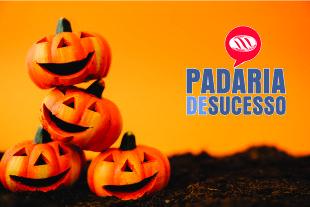 Lucre com o halloween na Padaria
