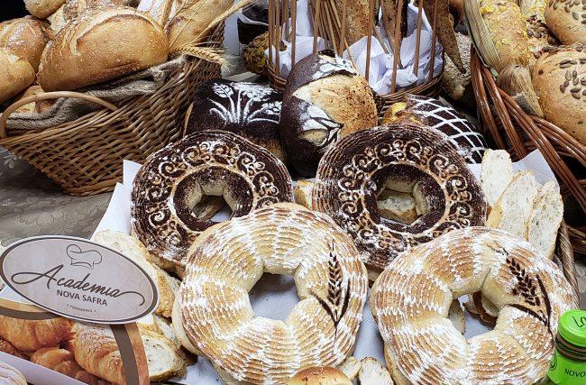 Pães rústicos e decorados: aproveitando a tendência na sua padaria