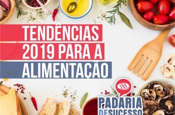 Relatório de Tendências em Alimentação em 2019