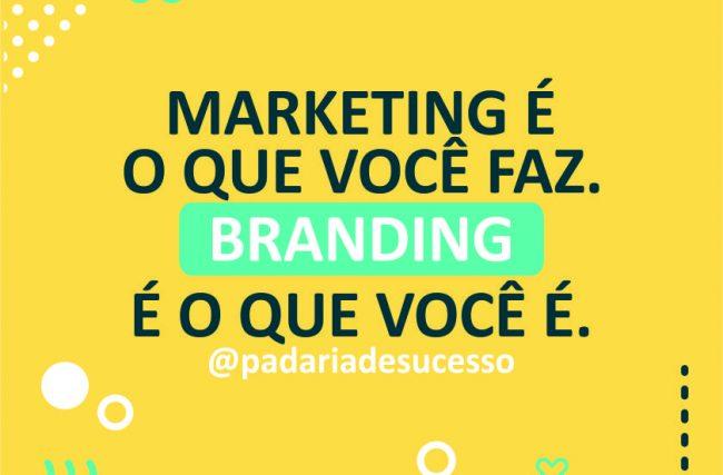 Marketing e Branding. Entenda a diferença.